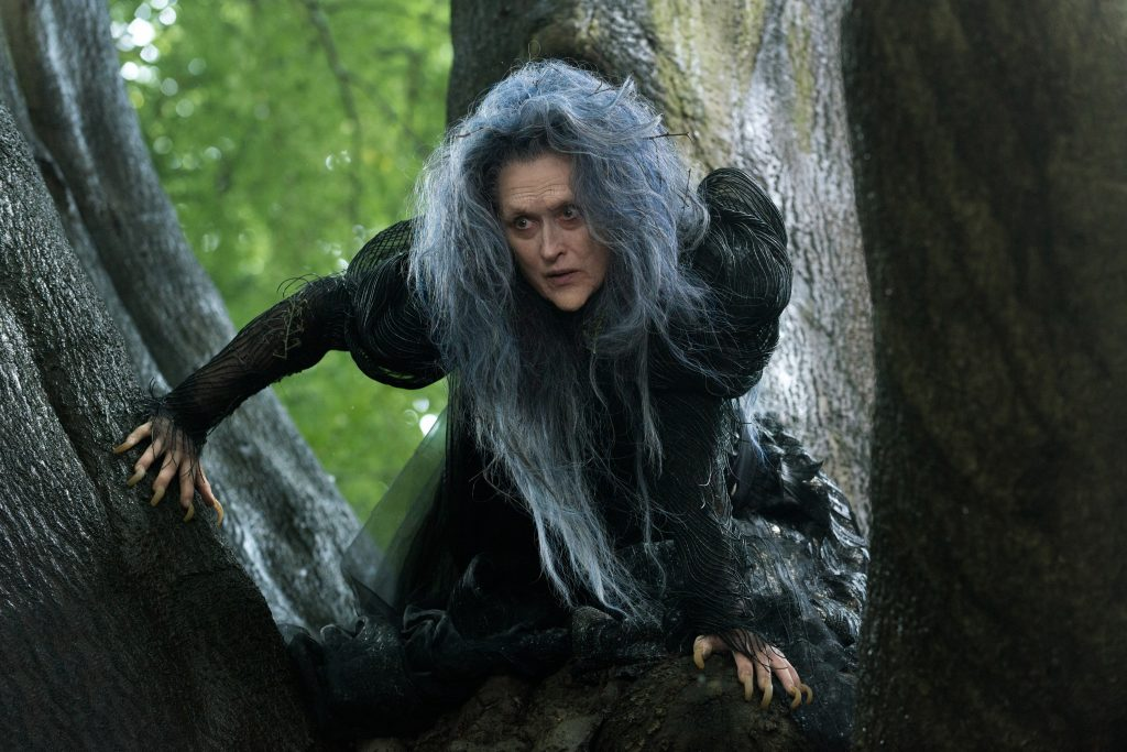 Into the Woods (Rob Marshall), 2014 - Costume design by Colleen Atwood