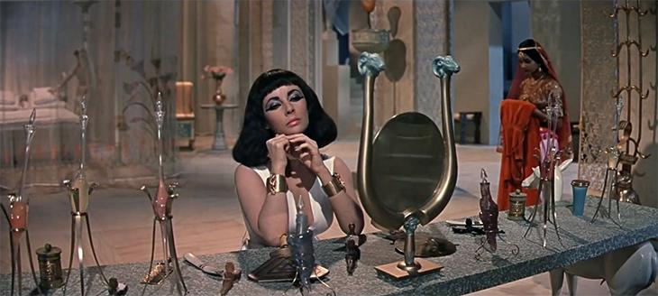 Cleopatra (Joseph L. Mankiewicz, 1963) - Costumi di Vittorio Nino Novarese