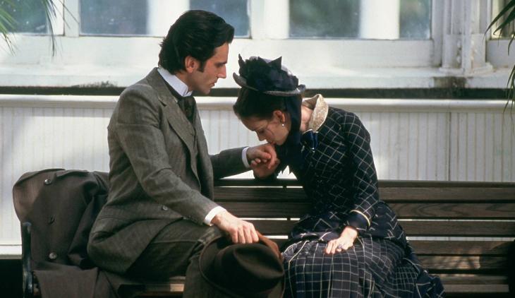 L'età dell'innocenza (Martin Scorsese, 1993) - costumi di Gabriella Pescucci