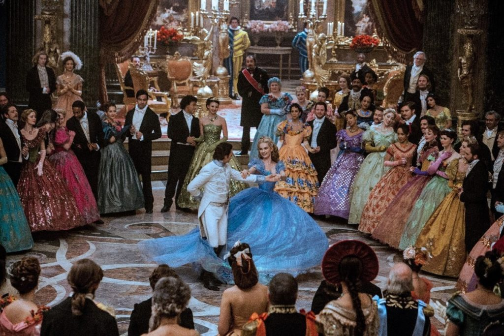 Cinderella (Kenneth Branagh), 2015 - Costumes de Sandy Powell