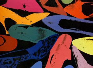 Andy Warhol, Diamon Dust Shoes