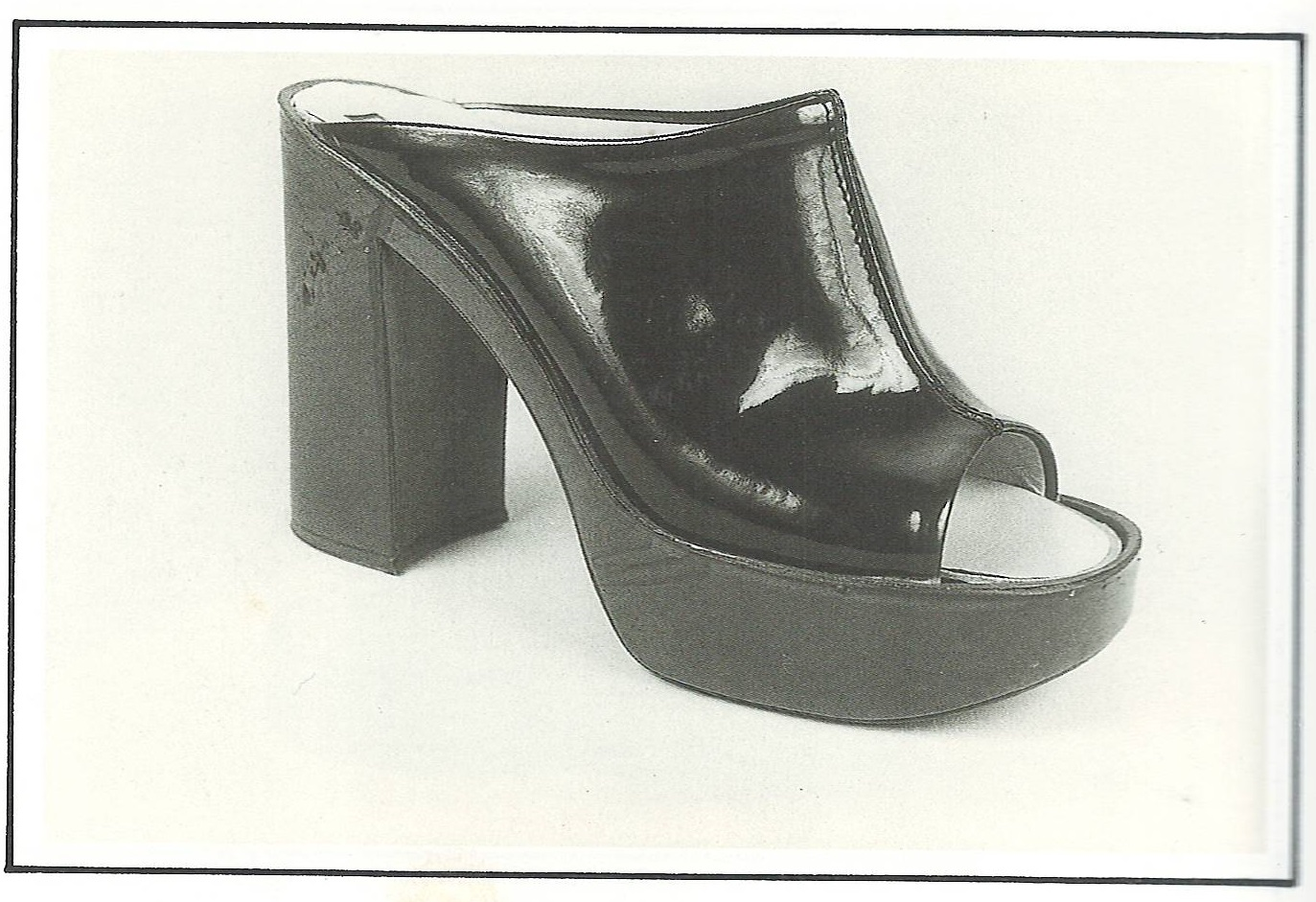 Della Anni La Moda Shoes Gli '70 50 '60 Calzatura Pompei SqMVpUzG