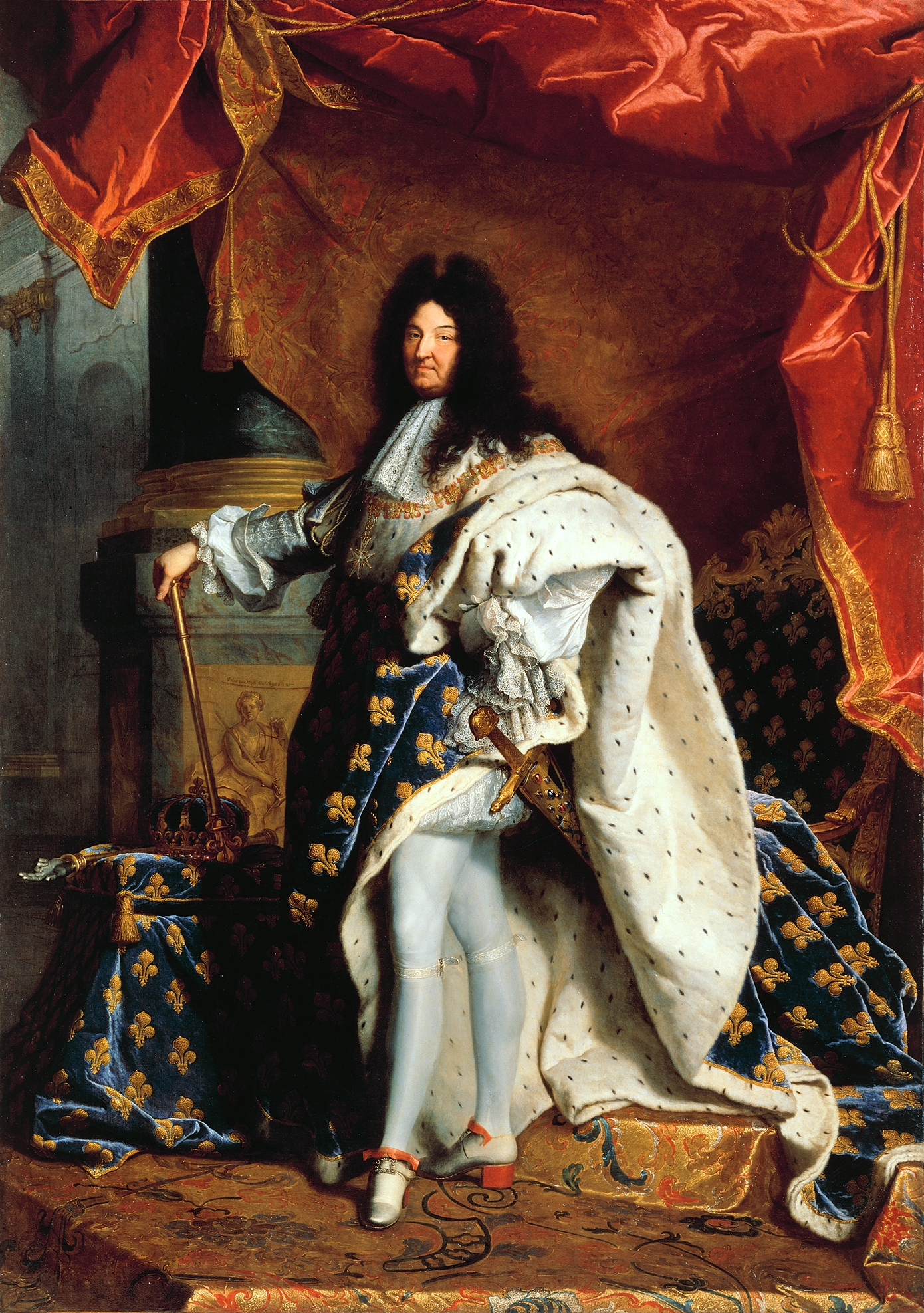 Louis XIV roi de France