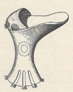 mule-échasse à l'usage des petites femmes de l'ancienne Vénitie